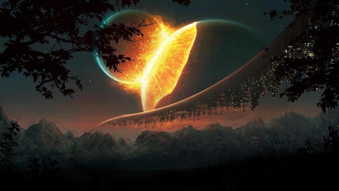 Awesome Space Fantasy Wallpaper HD By PocketDynamite