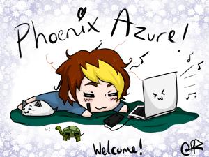 Phoenix--Azure's Profile Picture