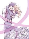 Jonathan and Erina - Phantom Blood