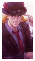 Speedwagon - Phantom Blood (Commission)