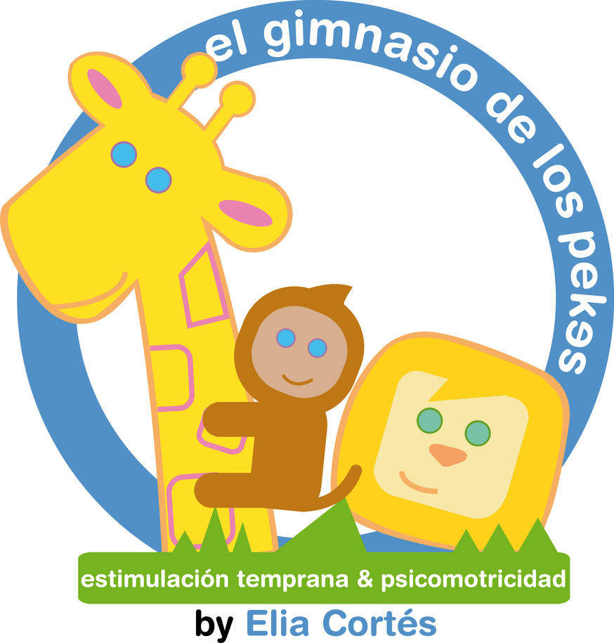 El gimnasio de los pekes logo by danifilthie on deviantart for Posters para gimnasios