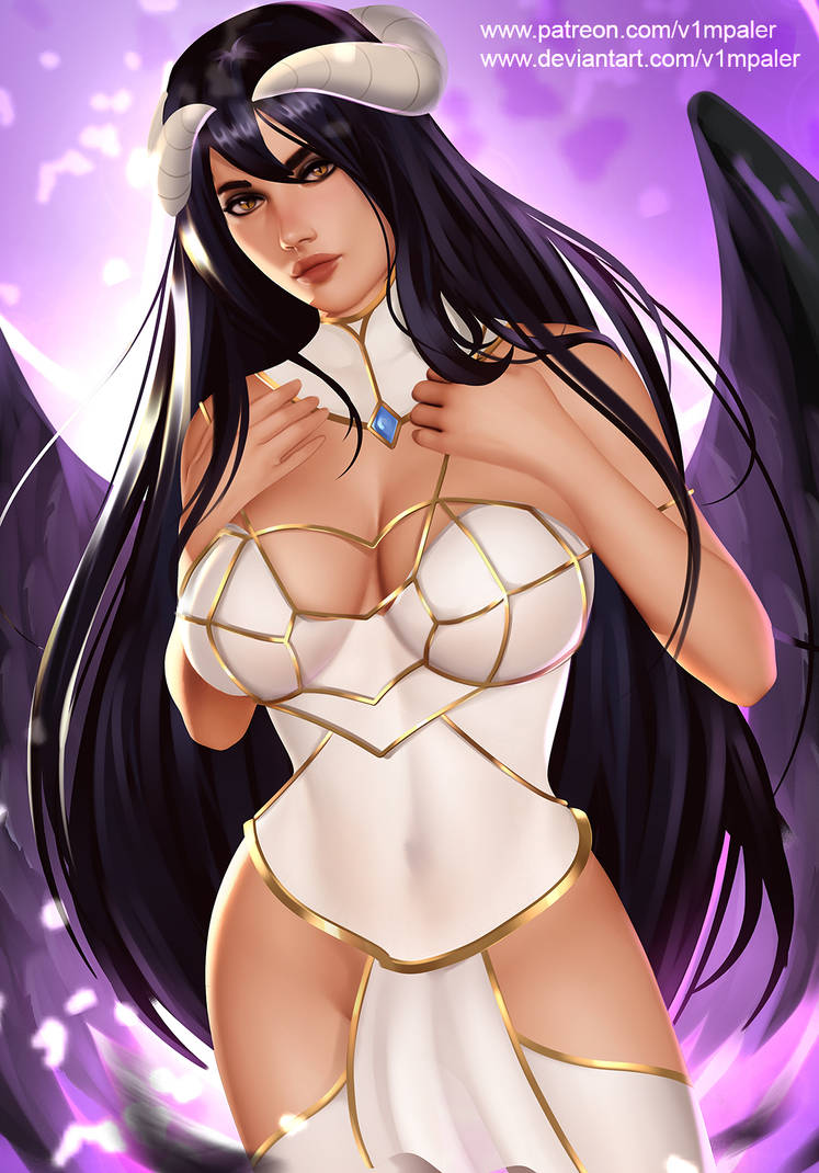 Albedo Full Nude Available by v1mpaler