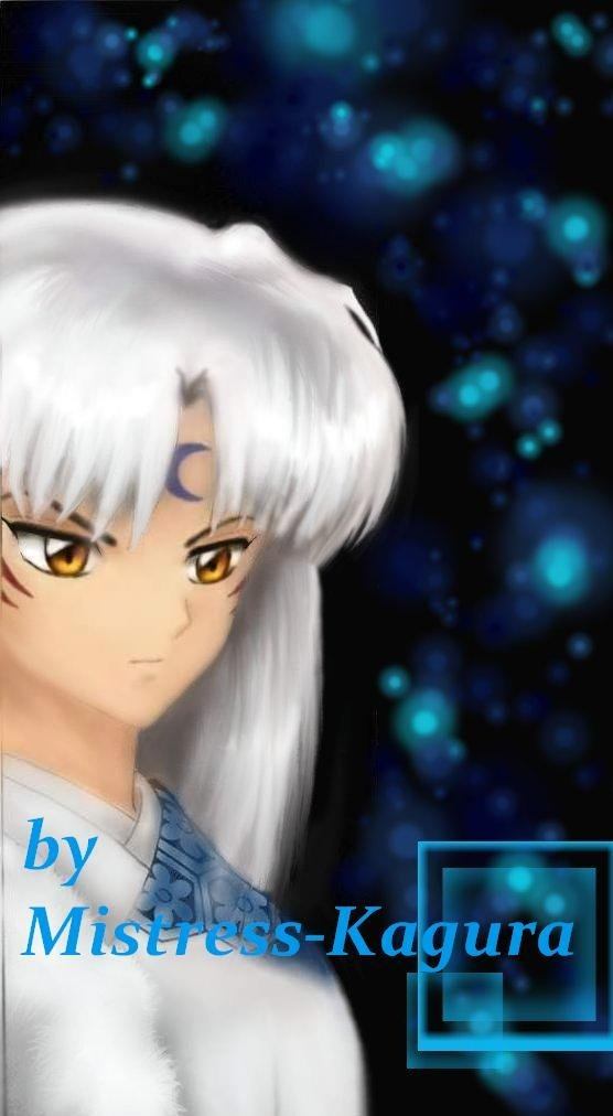 Great Demon,Sesshomaru by Mistress-Kagura