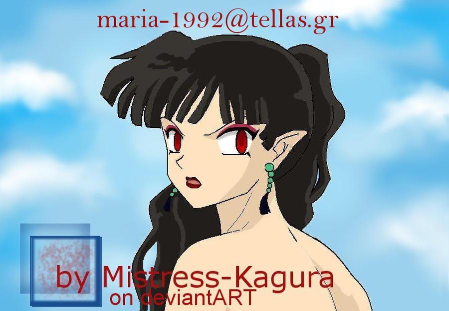 Kaze Tsukai, Kagura by Mistress-Kagura