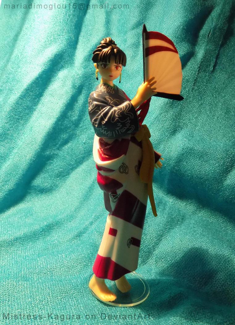 Kagura action figure by Mistress-Kagura