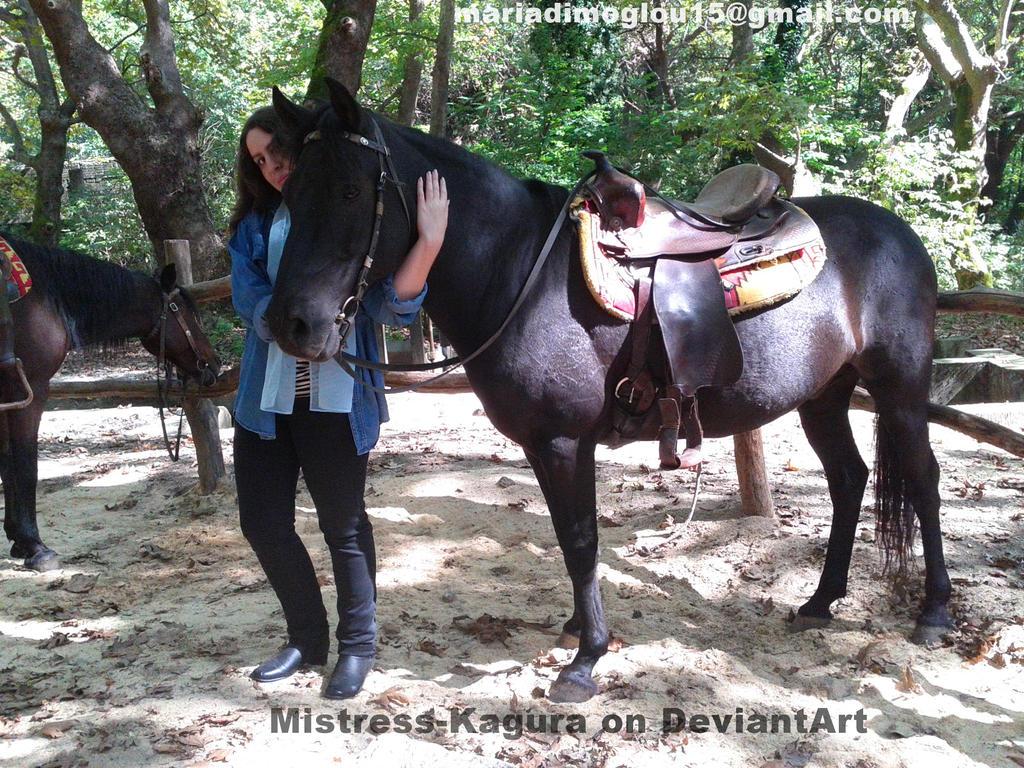 me and Valandis by Mistress-Kagura