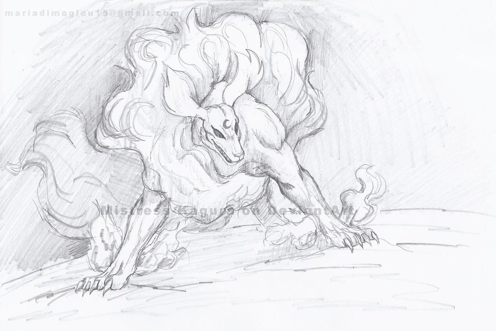 Sesshomaru by Mistress-Kagura