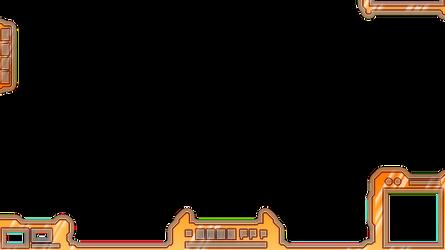 Orange Overlay by RaycoreTheCrawler