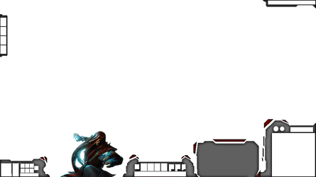 Acolyte Lee Sin Overlay for Streaming+WideCamera by RaycoreTheCrawler