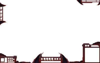 Dark Red - Stream Overlay by RaycoreTheCrawler