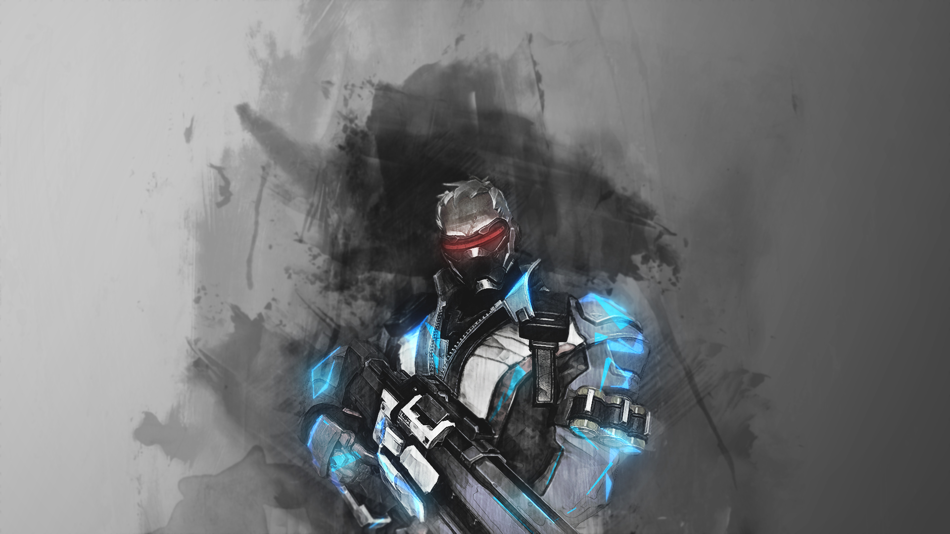 Soldier 76 Overwatch Wallpaper 670122472 on coolest iphone wallpapers