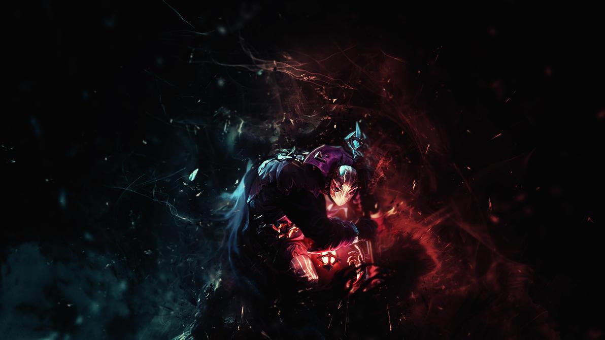 Undertaker Yorick - Wallpaper by RaycoreTheCrawler