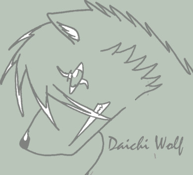 anime wolves drawings. Wolves/Dogs Anime Drawing