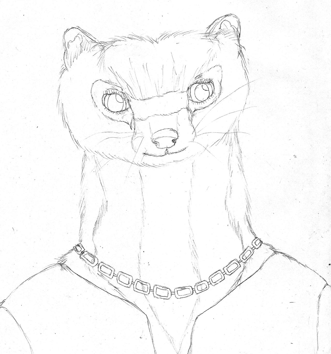 D Line Drawings Not Working : Teura work in progress line art by ascotia bluefleck on