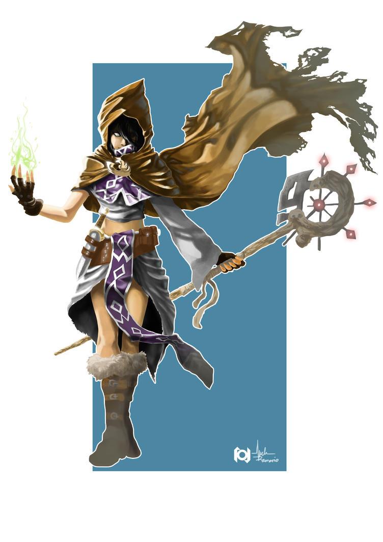 Witchery by rayhyuuga