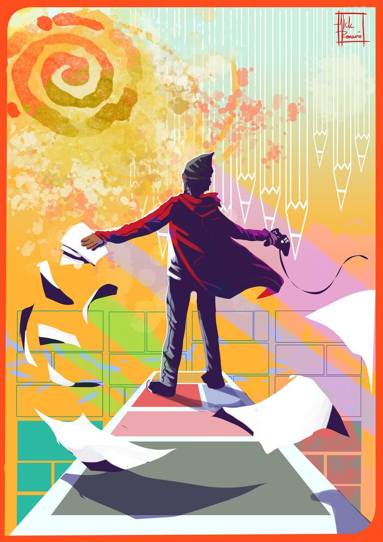 Tarot of me -alternate- by rayhyuuga