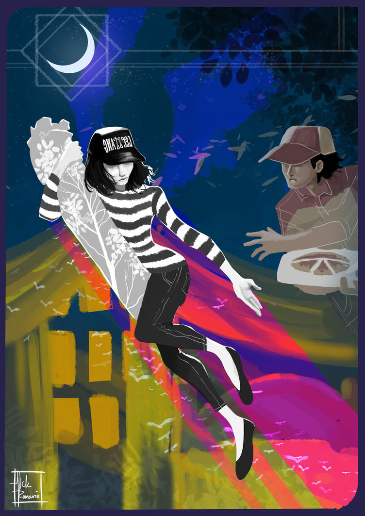 Tarot of Laras by rayhyuuga