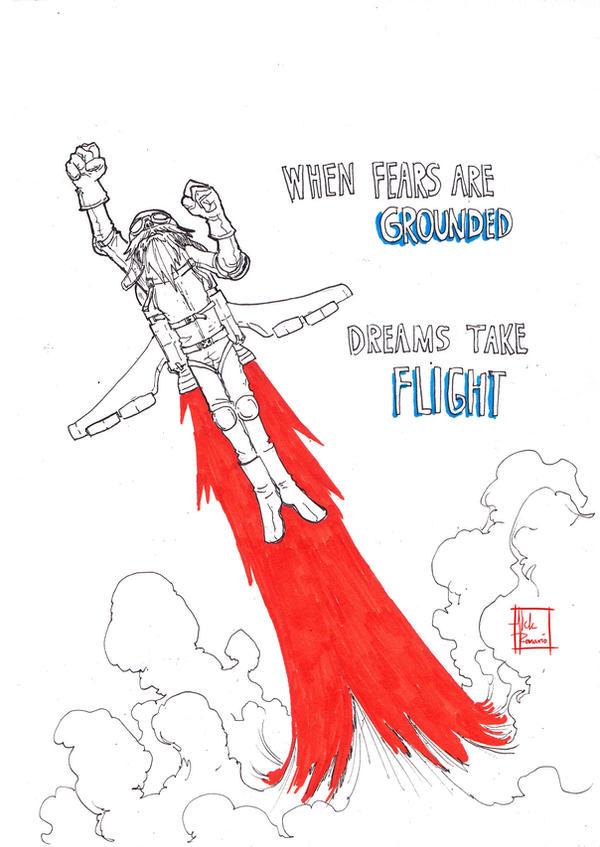 Flight by rayhyuuga