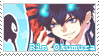 Rin Okumura Stamp by PaoUchiuga