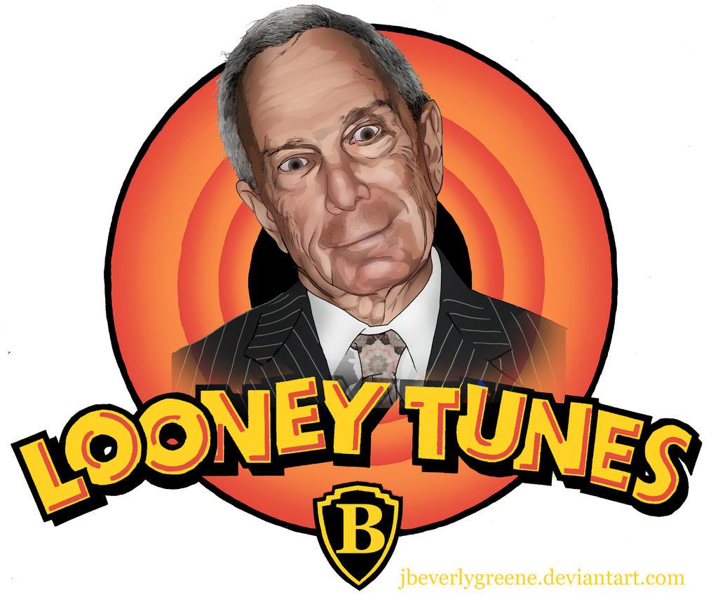 Looney Tunes Bloomin Berg Copy by jbeverlygreene