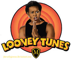 Looney Tunes Michelle by jbeverlygreene