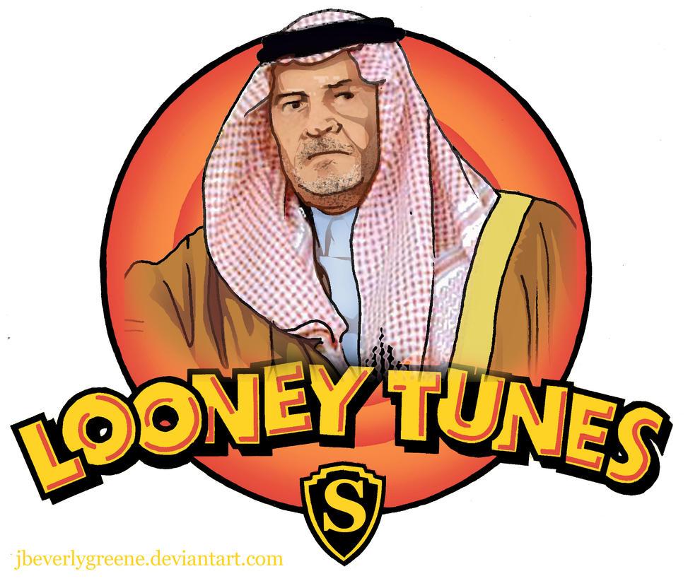 Looney Tunes Saudi by jbeverlygreene