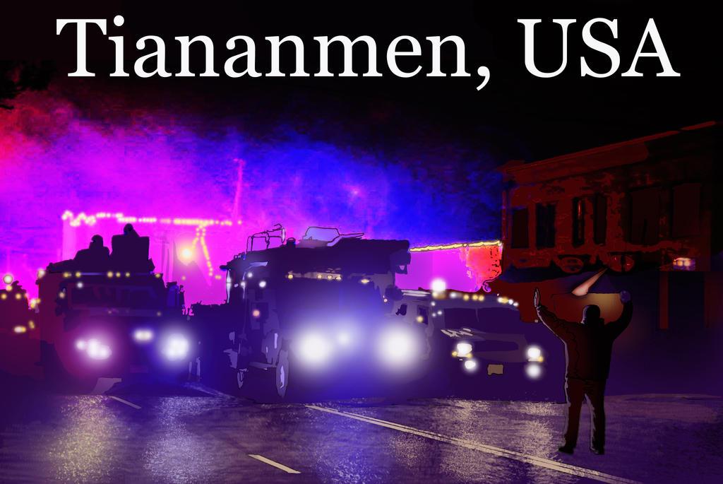 Us Tiananmen Copy Copy by jbeverlygreene
