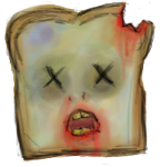 Zombie Toast by scout79