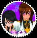 KimCat Stamp by Setsuna-Toushirou