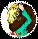 AlfAnd Stamp 2 by Setsuna-Toushirou