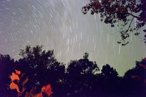 Star Trails by Sizzla25
