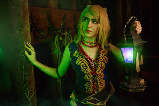 Just for science. Keira Metz cosplay 7