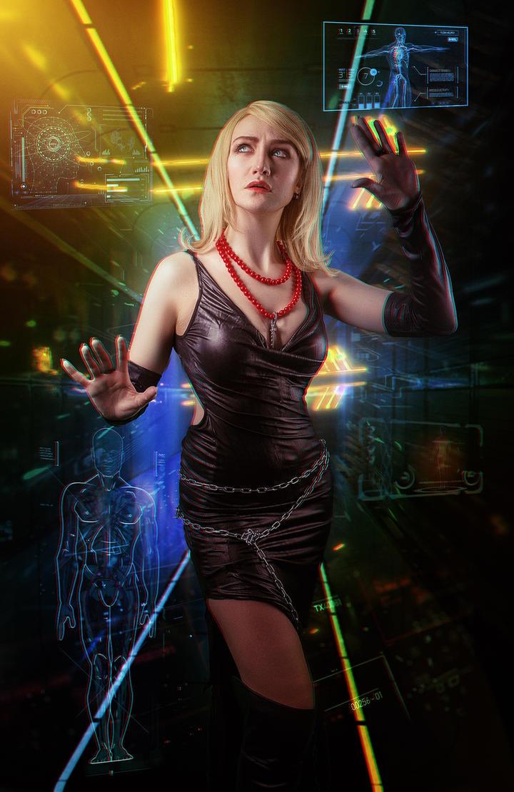 Keira Cyberpunk 2077 by Akarana