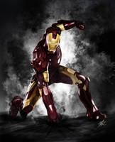 iron man by yattboy