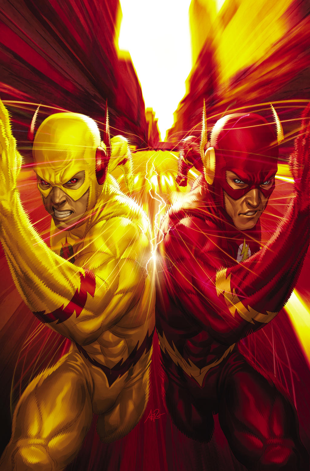 Flash Reverse Flash Zo...
