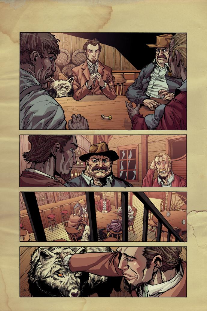 REDEEMER 1 pg 14 - Kim, Dalton and Maulana by DeevElliott