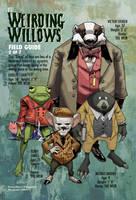 WEIRDING WILLOWS - THE WILLOWS GANG by DeevElliott