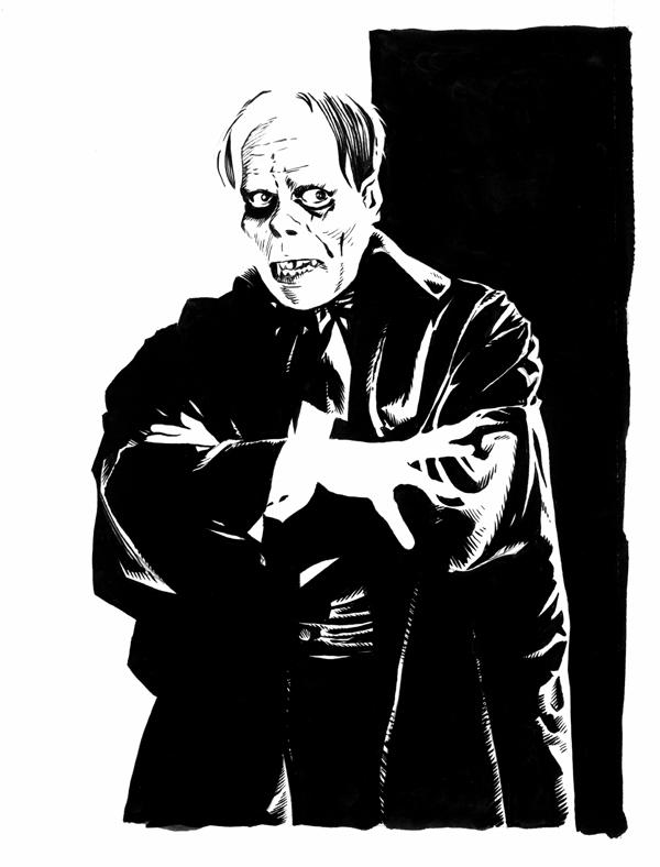 Phantom of the Opera by DeevElliott