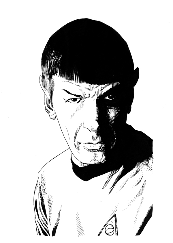 The Search For Spock by DeevElliott
