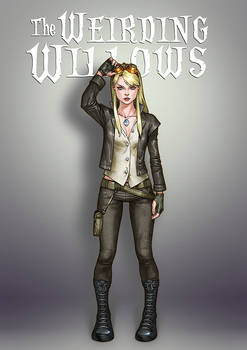 The Weirding Willows - Alice Moreau