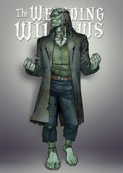The Weirding Willows - Damon Frankenstein by DeevElliott