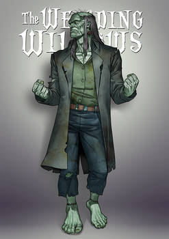 The Weirding Willows - Damon Frankenstein