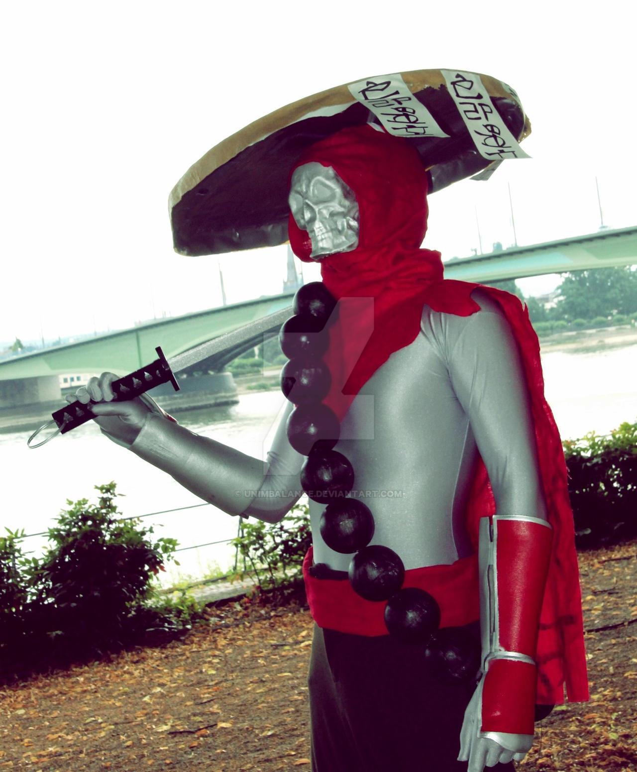 Yoshimitsu Tekken 5 Cosplay I By Unimbalance On Deviantart