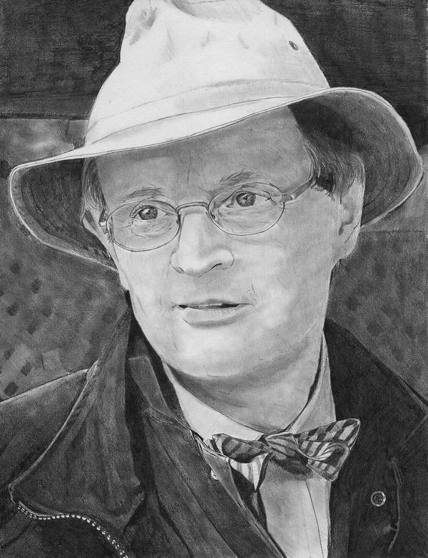 David McCallum - Duckie by Fallen-Immortal