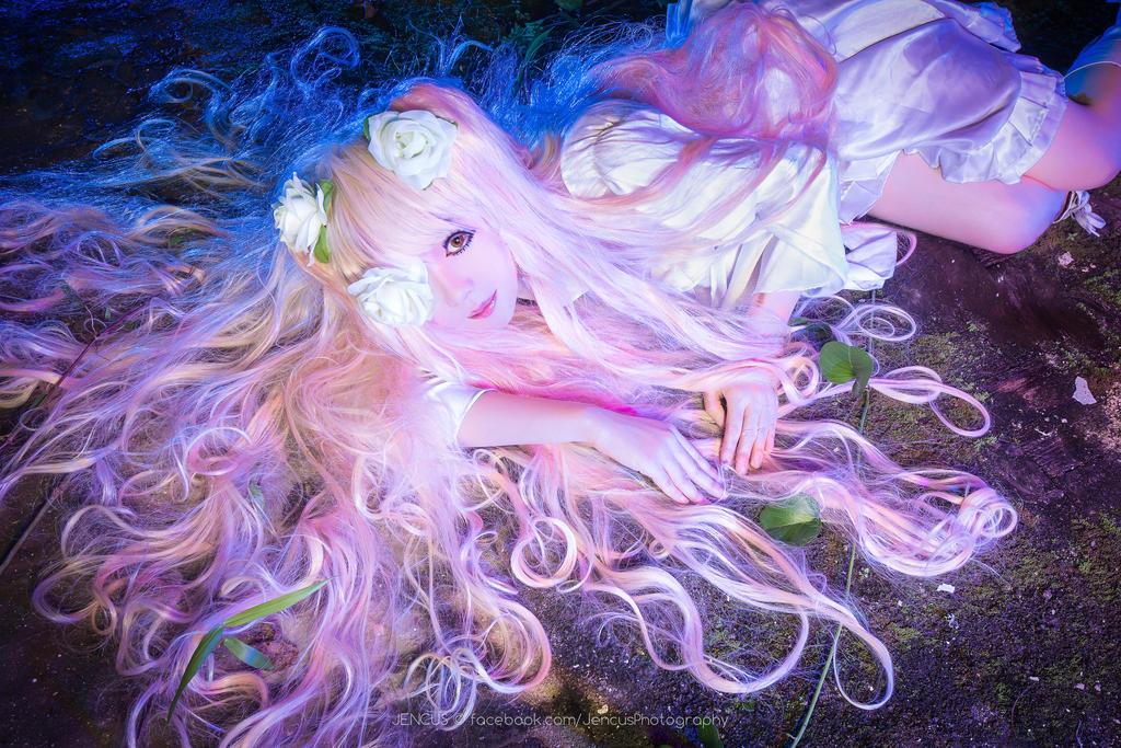 Rozen Maiden: Kirakishou by Jencus