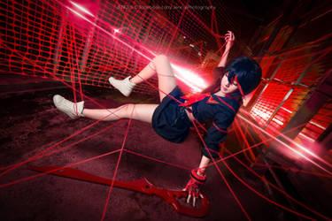 Kill la Kill: Ryuko Matoi by Jencus
