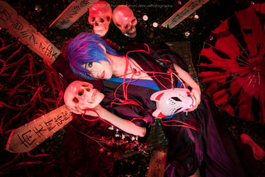 Vocaloid: Musunde Hiraite Rasetsu to Mukuro by Jencus