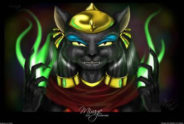 For Troy - Evil Incarnate by kyrio