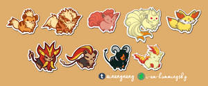 Fire-types
