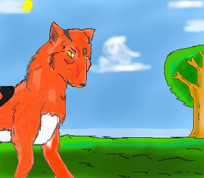 mes dessin =) - Page 19 Redwolf_essaye_by_redwolf2005